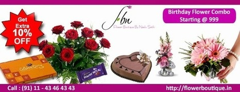 FBN Birthday Flower Delivery Services | Birthday Flowers Delivery Online | Scoop.it