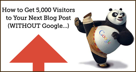 How to Get 5,000 Visitors to Your Next Blog Post... (WITHOUT Google) | Web Traffic Strategies | Scoop.it