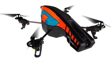 VIDEO Drone can latch onto ceilings like a Spider! | Technology in Business Today | Scoop.it