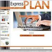 Express PLAN - site d'impression de plans pdf sur la toile | impression | Scoop.it