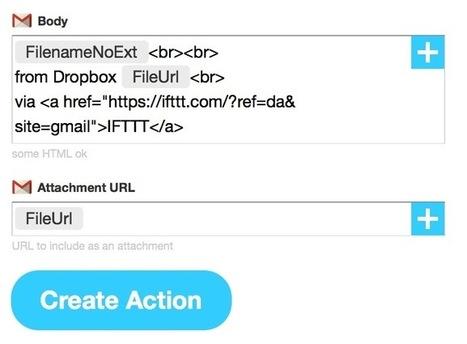 Utilisez IFTTT pour automatiser votre vie sur Internet | Veille technologique sur le numérique | Scoop.it