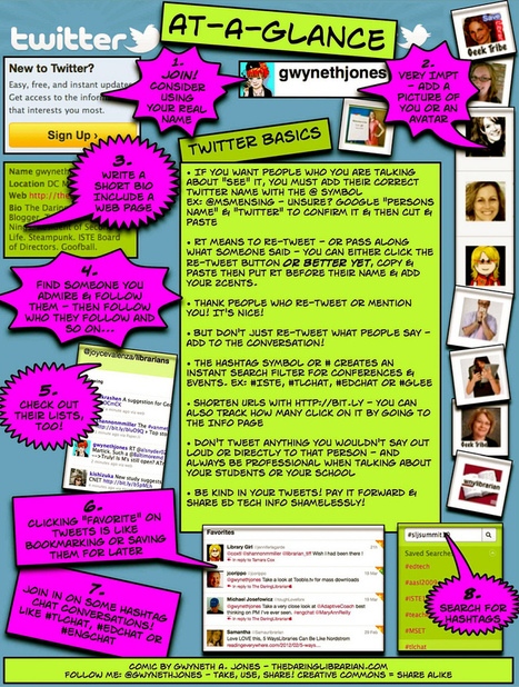 Twitter Boot Camp- 5091498668_3cbdd93c3b_b.jpg (774x1024 pixels) | Welcome Back! Updates In Education | Scoop.it