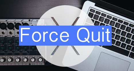 NaijaCliq: How to Force Quit Apple - Force Quitting application on your Mac system | Education | Scoop.it