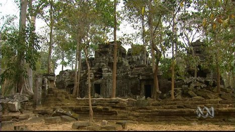 Mysteries of Angkor | Australian National Curriculum: Year 8 History | Scoop.it