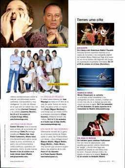 AR (18/10)   Festival Internacional Madrid en Danza 2012   Scoop.it