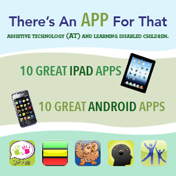 Assistive Technology (AT) and Learning Disabled Children   TechnoGadgets   Scoop.it