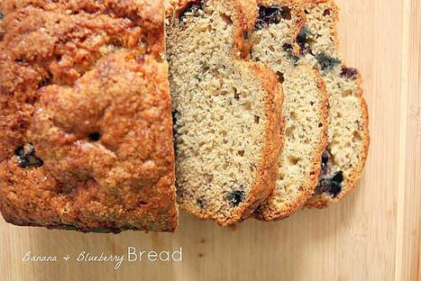 15 Legendary Vegan Recipes for National Banana Bread Day | My Vegan recipes | Scoop.it
