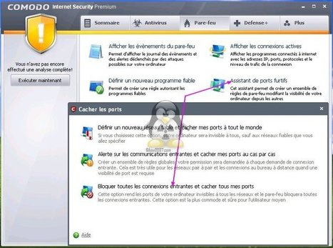 Tuto de comodo internet security | Time to Learn | Scoop.it