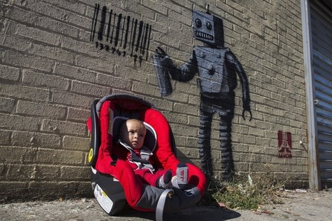 Why Robots Should Be More Like Babies | Knowmads, Infocology of the future | Scoop.it