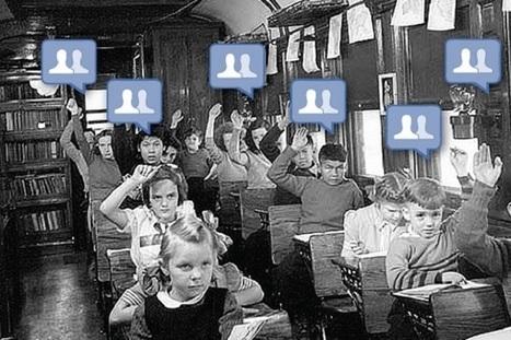 4 Ways to Make Facebook an Extension of the Classroom. | Comunicación, desarrollo, social media, E-learning y TIC | Scoop.it