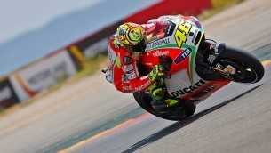 Busy day of testing for Ducati Team at Aragon | MotoGP World | Scoop.it