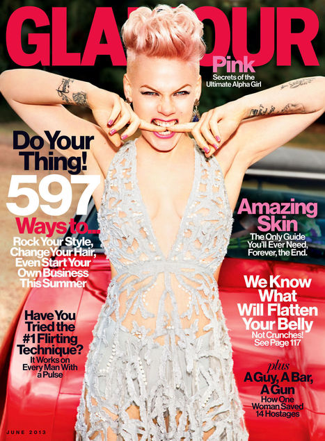 Pink Tells Us: | Pop! Goes My Heart | Scoop.it