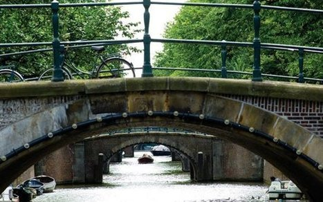 History of the canals in Holland - Canals - Holland.com | AVEX News | Scoop.it