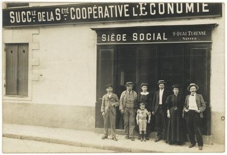 Les coopératives de consommation nantaises et la Première Guerre mondiale [Centre d'histoire du travail, Nantes] | Histoire 2 guerres | Scoop.it
