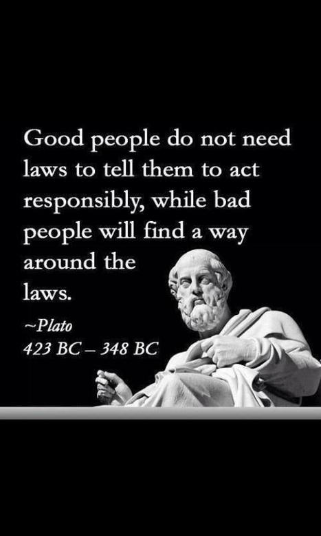 Government Corruption and the bad guys don't play by the rules or our laws....  LL #2A - #OATH not #NDAA | Criminal Justice in America | Scoop.it