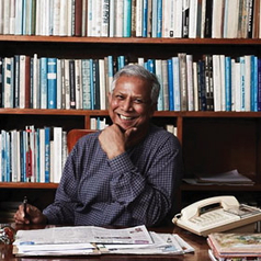 Muhammad Yunus to GSP 2015: 'Every Time I See a Problem, I Create a Business to Solve It' - Singularity HUB   Internet Goodness   Scoop.it