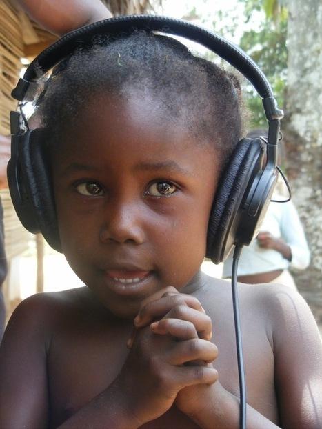 Bayanga, objectif radio - Atelier des médias | Radio 2.0 (En & Fr) | Scoop.it