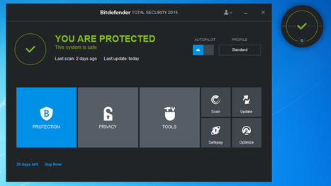 The Corliss Group Latest Tech Review on Bitdefender Total Security 2015 | Corliss Tech Review Group | Scoop.it