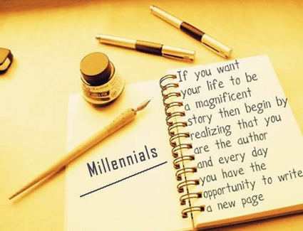 ARE MILLENNIALS WRITING THEIR OWN STORY? | Culturational Chemistry™ | Scoop.it