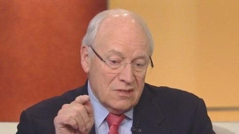 War Criminal, Dick Cheney: Iran nuclear freeze deal is bad because Obama lied about health care | Daily Crew | Scoop.it
