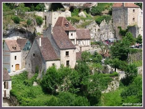 Des maisons à Rocamadour | Autour de Carennac et Magnagues | Scoop.it