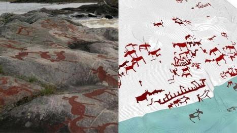 Le Facebook des cavernes exhumé ! | Merveilles - Marvels | Scoop.it