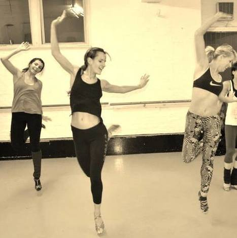 Forget The Gym, Enroll to Latin Jazz with Monika Molnar's DanceMyWay | Dance with Brazilian Dancers | Scoop.it
