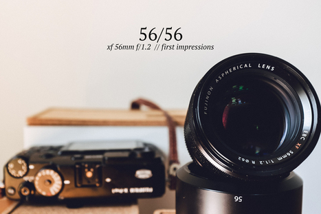 56 WITH THE 56   FUJIFILM XF 56MM F1.2 FIRST IMPRESSIONS   V.OPOKU   Iphoneography   Scoop.it