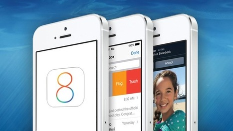 The 18 Most Important Features in iOS 8 | The Web Things | Scoop.it