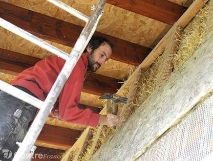 La paille fait son trou sans faire de foin dans le monde de la construction | Maison ossature bois écologique | Scoop.it