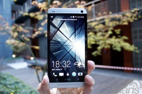 Análisis del HTC One, posiblemente el mejor Android del momento | Mobile Technology | Scoop.it
