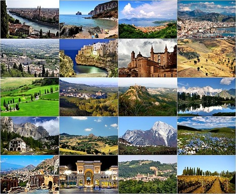 The Regions of Italy, From A to Z | Artes y Partes | Scoop.it