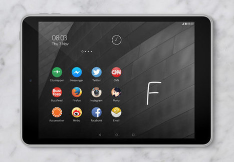 Nokia N1 is a 7.9″ Quad Core Intel Tablet Running Android 5.0 Lollipop | Embedded Systems News | Scoop.it