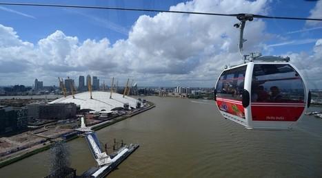 Le téléphérique descend de sa montagne pour conquérir la ville | transports par cable - tram aérien | Scoop.it