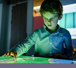 REGARDS SUR LE NUMERIQUE | Blog | Enfants et technologies - Children and technology | Scoop.it