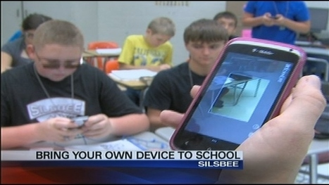 Nevada's Bring Your Own Device To School Policy | Terohannula | Scoop.it
