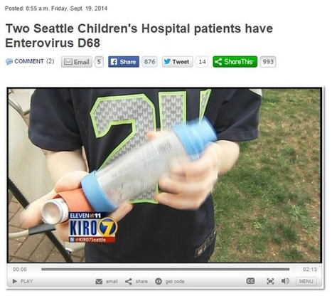 Kent Urgent Care: Frequently Asked Questions about Enterovirus D68   Ushealthworkskent   Scoop.it
