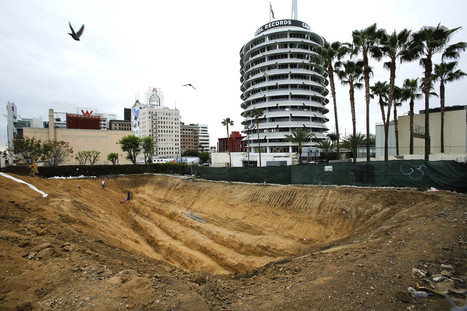 New seismic testing underway at Millennium Hollywood site - Los Angeles Times | CLOVER ENTERPRISES ''THE ENTERTAINMENT OF CHOICE'' | Scoop.it