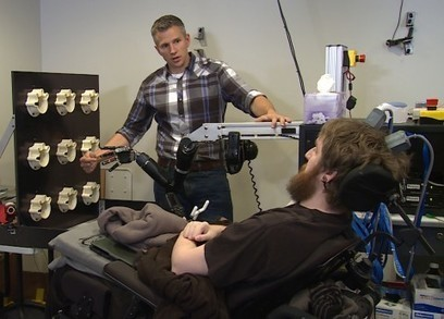 In a medical first, brain implant allows paralyzed man to feel again | ZenStorming - Design Raining Innovation | Scoop.it