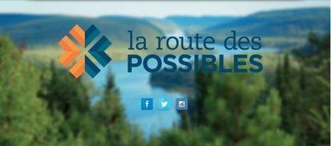 La Route des possibles: un nouvel accélérateur de projets pour le Québec | Montreal startup community | Scoop.it