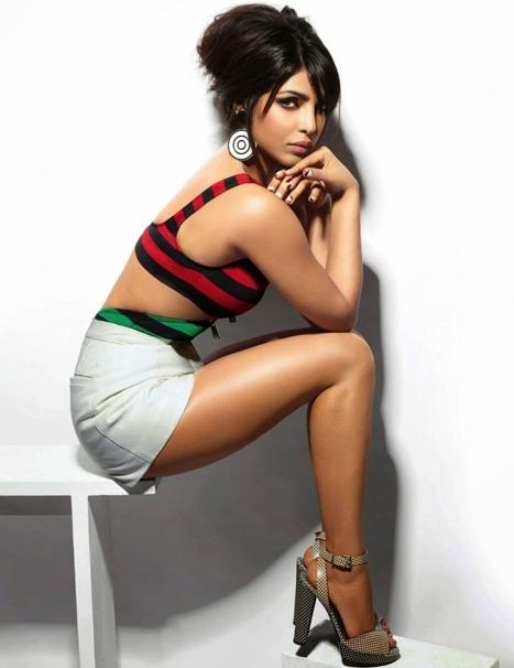 Indian Film Actress and Singer Priyanka Chopra Hot Photos   Hot Images   Hot Images   Scoop.it
