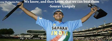 Facebook Cover Image - Sourav Ganguly - TheQuotes.Net | Facebook Cover Photos | Scoop.it