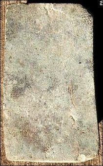 Rubble revealed 3,000-year-old poetry - Telegraph | Arobase - Le Système Ecriture | Scoop.it