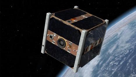 SwissCube: sept ans dans l'espace et toujours actif   HES-SO Valais-Wallis   Scoop.it