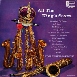 Hymie Schertzer: The King's Saxes - JazzWax | Jazz Plus | Scoop.it
