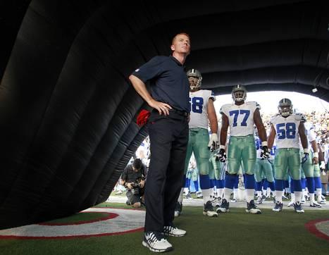 After three 8-8 seasons, is Cowboys coach Jason Garrett stubborn? 'I don't like the word,' he says | Cowboys Recap | Scoop.it