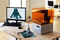 Formlabs, 3D Systems in Settlement Talks over 3D Printing Patent - Xconomy | 3d printers and 3d scanners | Scoop.it