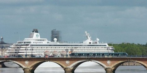Port de Bordeaux:  un nombre  record d'escales de croisières sera battu en 2014 | Bordeaux, la vie du fleuve | Scoop.it