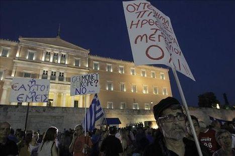 El Gobierno griego asume que convocará elecciones si pierde el referéndum | La R-Evolución de ARMAK | Scoop.it