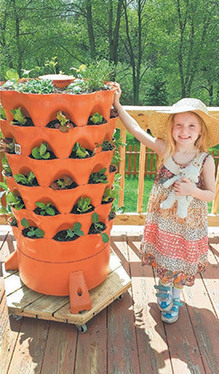 Bloomington startup cultivates patents for novel way to garden | The Indiana Lawyer | Vertical Farm - Food Factory | Scoop.it